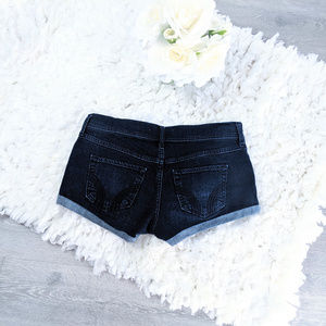 Hollister Shorts - Hollister Blue Denim Jeans Mini Shorts Sz 5